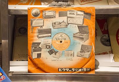 SPレコード ビクター社 蓄音機 ラジオ