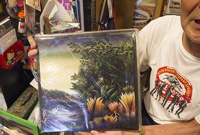 LPレコード タンゴ