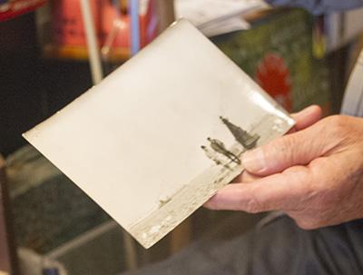 映画 黒い海峡 スチール写真