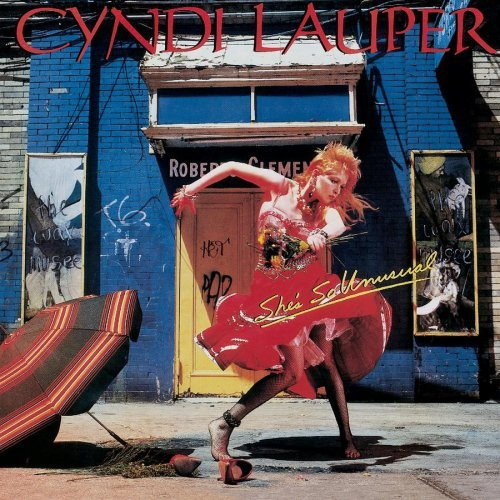 Cyndi Lauper - Girls Just Want To Have Fun Official