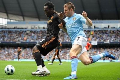 Man City v Chelsea 20100925