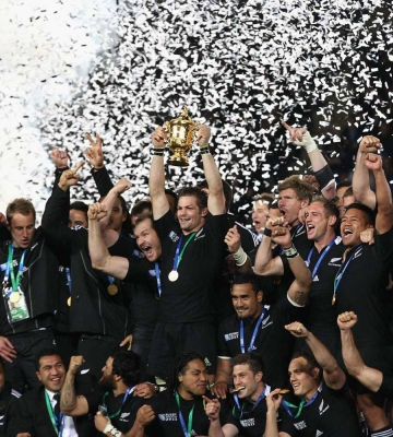 The Victory of Allblacks
