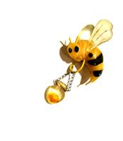 Honey Bee (A Plastic Jewelry & Arty.)