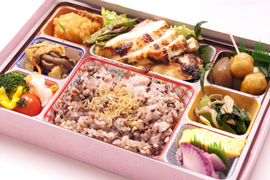 SY010 イロドリ鶏塩麹弁当