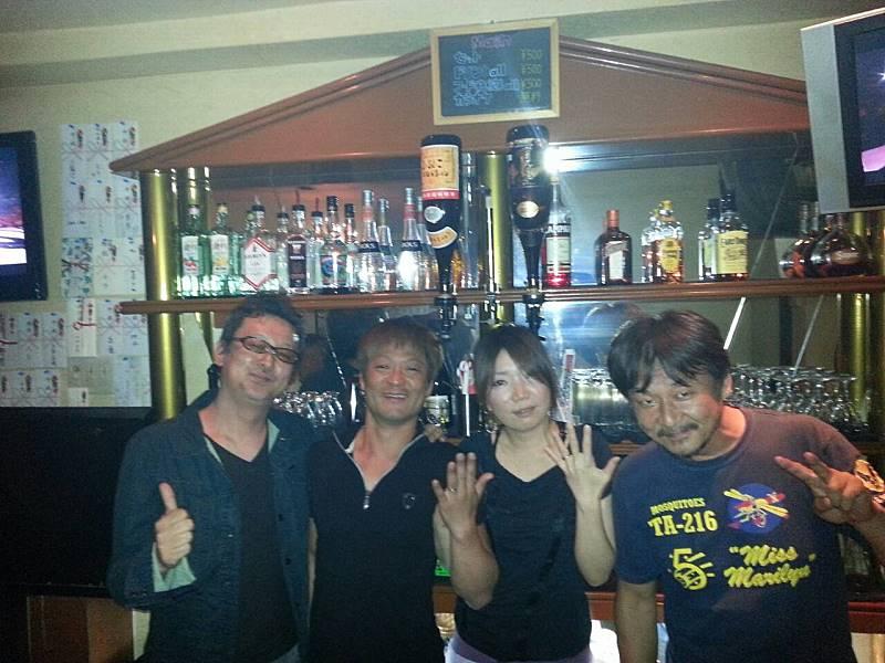 マサエンの近藤さんと金井さんと一緒に♪