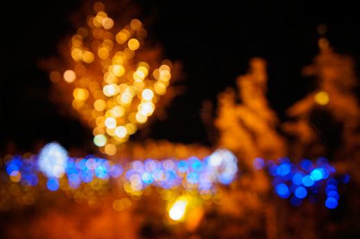 クリスマスライトアップ ル・クリマ