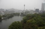 広島城展望室より4