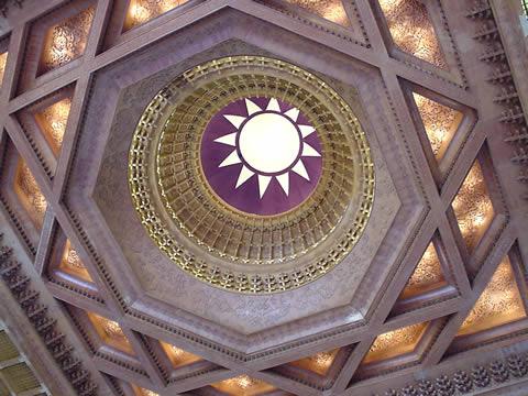 天井もきれい