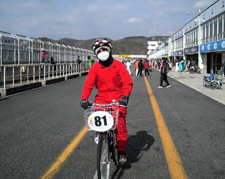 2010年参加の私