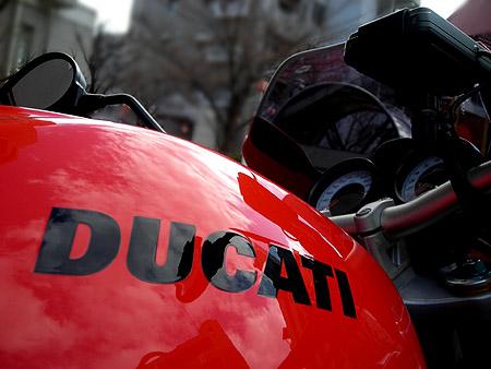 私のバイク