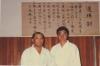 miyazato sensei and me