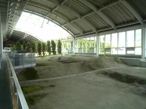 野島断層保存館1