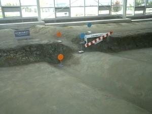 野島断層保存館2