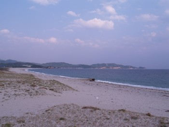 吹上浜キャンプ場2