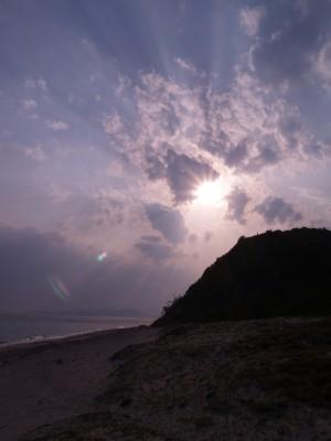 吹上浜キャンプ場3