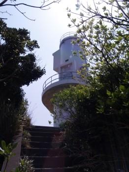 蒲生田岬灯台