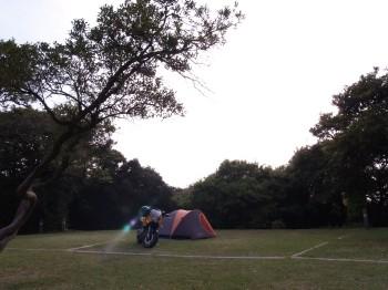 夕日ヶ丘キャンプ場