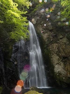 長沢の滝2