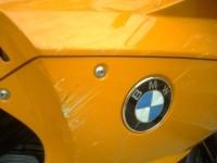BMW F800S 傷