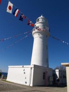 和歌山県・潮岬灯台