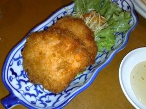 タイ屋台料理チャンパー