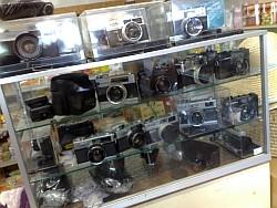 骨董カメラ