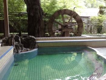 清水屋旅館・露天風呂