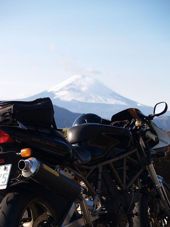 Ducati SS900 - 大観山