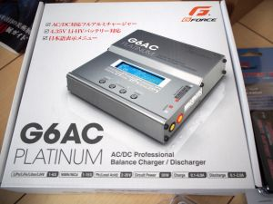 Gforce G6AC Platinum