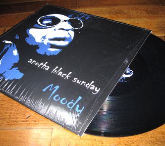 Moodymann / anotha black sunday LP