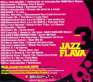 Dj four, One, One / Jazz Flava Lesson 3 ura