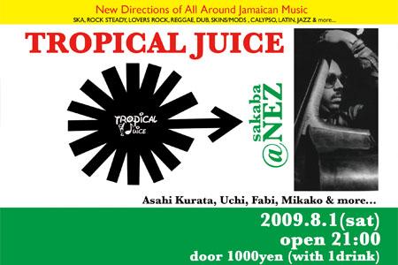 Tropical 2009.8.1