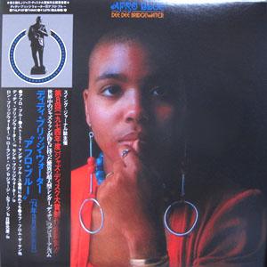 dee dee bridgewater / afro blue LP Think