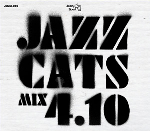 Jazz Cats MIX CD 4.10