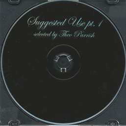 Theo Parrish / Suggested Use pt.1