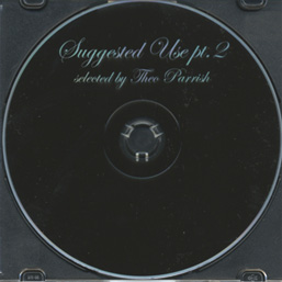 Theo Parrish / Suggested Use pt.2