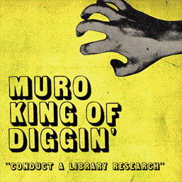 Muro & DJ Mitsu The Beats / Conduct A Library Research