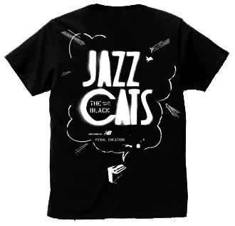 Jazz Cats Tee