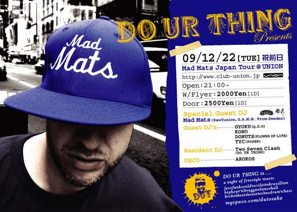 Mad Mats