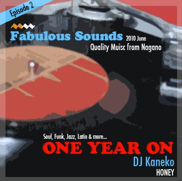 kaneko / one year on