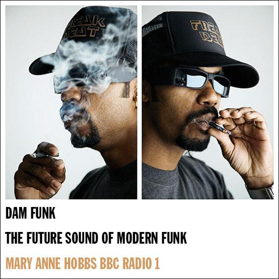 dam-funk BBC