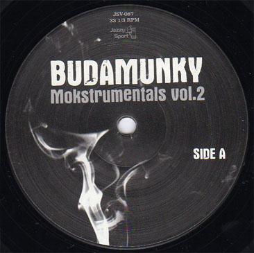 Budamunky / Monkstrumentals Vol.2