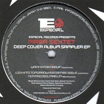 masa sextet / deep cover ep