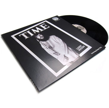 Larry Nozero feat. Dennis Tini / Time (2LP/45RPM)