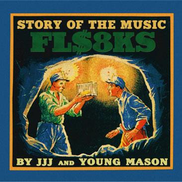 Fla$hBackS - Febb+jjj+KID FRESINO / FL$8KS (2LP)