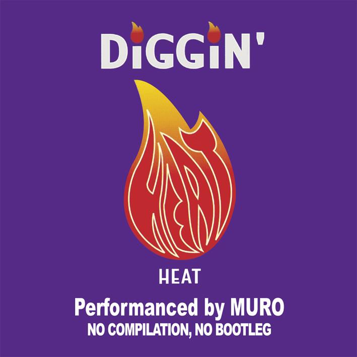 Muro / Diggin'Heat -Remaster Edition-
