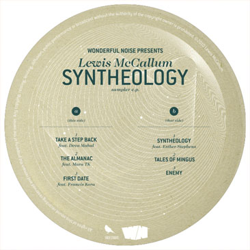 Lewis McCallum / Syntheology Sampler EP