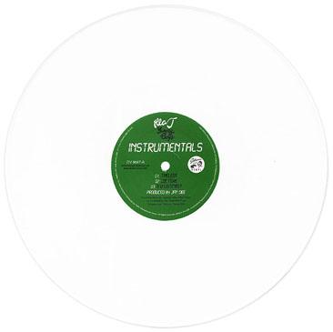 Illa J / Yancey Boys - Instrumental white