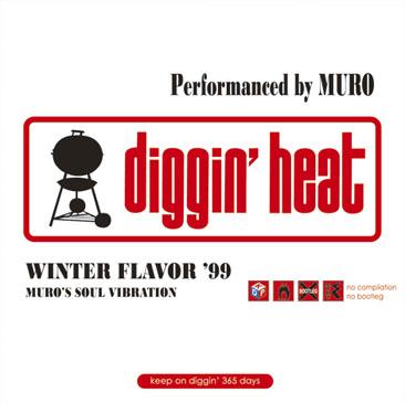 muro / Diggin'Heat 99