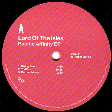 Lord Of The Isles / Pacific Affinity EP